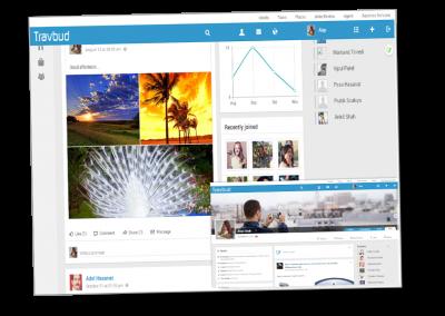 TravBud – Social Networking Community for travelers